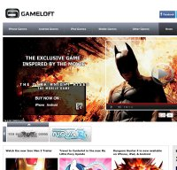 gameloft.com screenshot