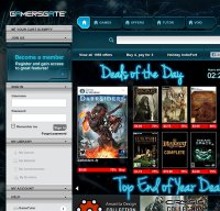 gamersgate.com screenshot