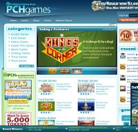 games.pch.com screenshot