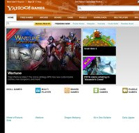 games.yahoo.com screenshot