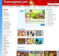 gamesgames.com screenshot