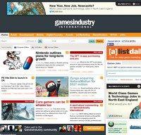 gamesindustry.biz screenshot