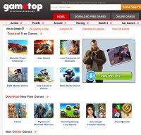 gametop.com screenshot
