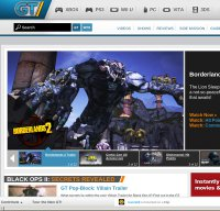 gametrailers.com screenshot
