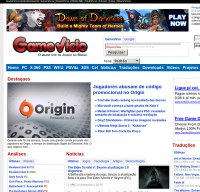 gamevicio.com screenshot
