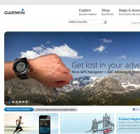 garmin.com screenshot