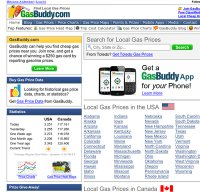 gasbuddy.com screenshot