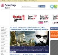gazeta.pl screenshot