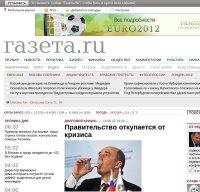 gazeta.ru screenshot