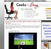 geeksaresexy.net screenshot