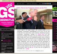 geenstijl.nl screenshot