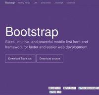 getbootstrap.com screenshot