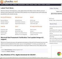ghacks.net screenshot