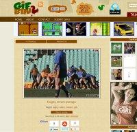 gifbin.com screenshot