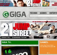 giga.de screenshot