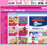 girlgames4u.com screenshot