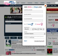 girlsaskguys.com screenshot