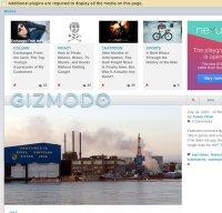 gizmodo.co.uk screenshot