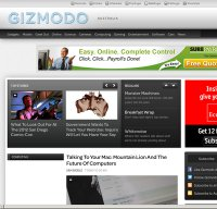 gizmodo.com.au screenshot