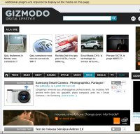 gizmodo.fr screenshot