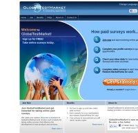 globaltestmarket.com screenshot