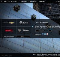 gm.com screenshot