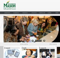 gmu.edu screenshot