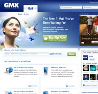 gmx.co.uk screenshot