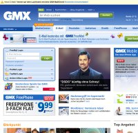 gmx.net screenshot