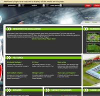 goalunited.org screenshot