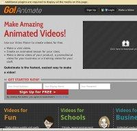 goanimate.com screenshot
