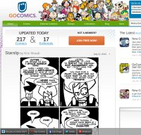 gocomics.com screenshot