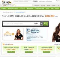 godaddy.com screenshot