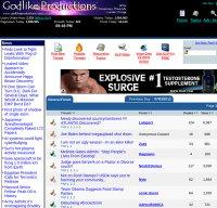 godlikeproductions.com screenshot