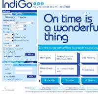 goindigo.in screenshot