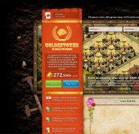 goldentowns.com screenshot
