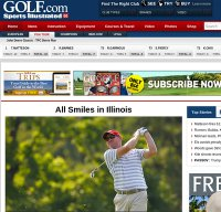 golf.com screenshot