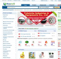gongchang.com screenshot