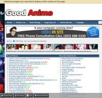 goodanime.net screenshot