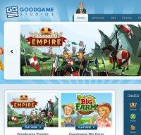 goodgamestudios.com screenshot