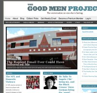 goodmenproject.com screenshot