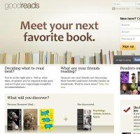 goodreads.com screenshot