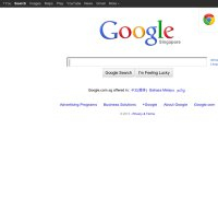 google.com.sg screenshot