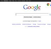google.fr screenshot