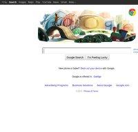google.ie screenshot