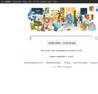 google.nl screenshot