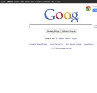 google.ro screenshot