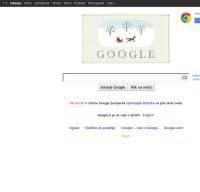 google.si screenshot