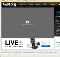 gopro.com screenshot