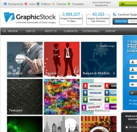 graphicstock.com screenshot